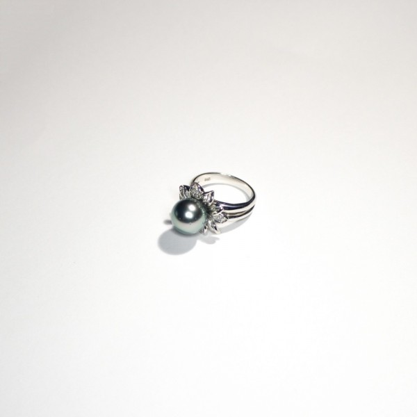 collier 10 perles de tahiti perle 2 tahiti. Black Bedroom Furniture Sets. Home Design Ideas